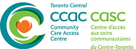 Logo for the Community Care Access Centre